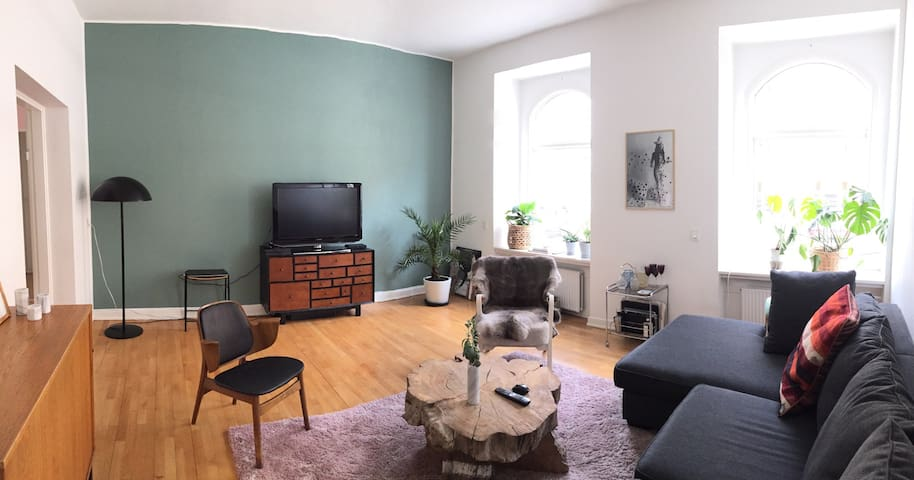 Charming room in the heart of Frederiksberg