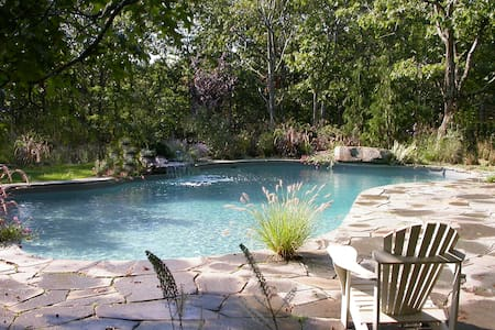 Cozy haven with privacy + proximity - Sagaponack - House