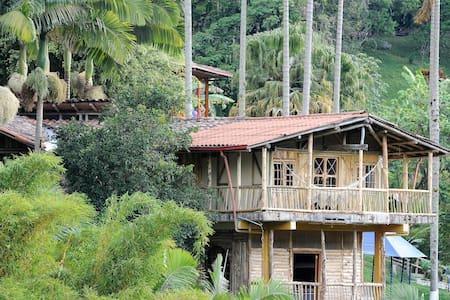 Alojamiento Guacaica Cabaña 2