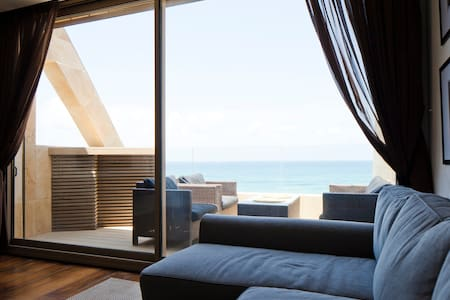 Boutique sea-view apt. - Tel Aviv-Yafo