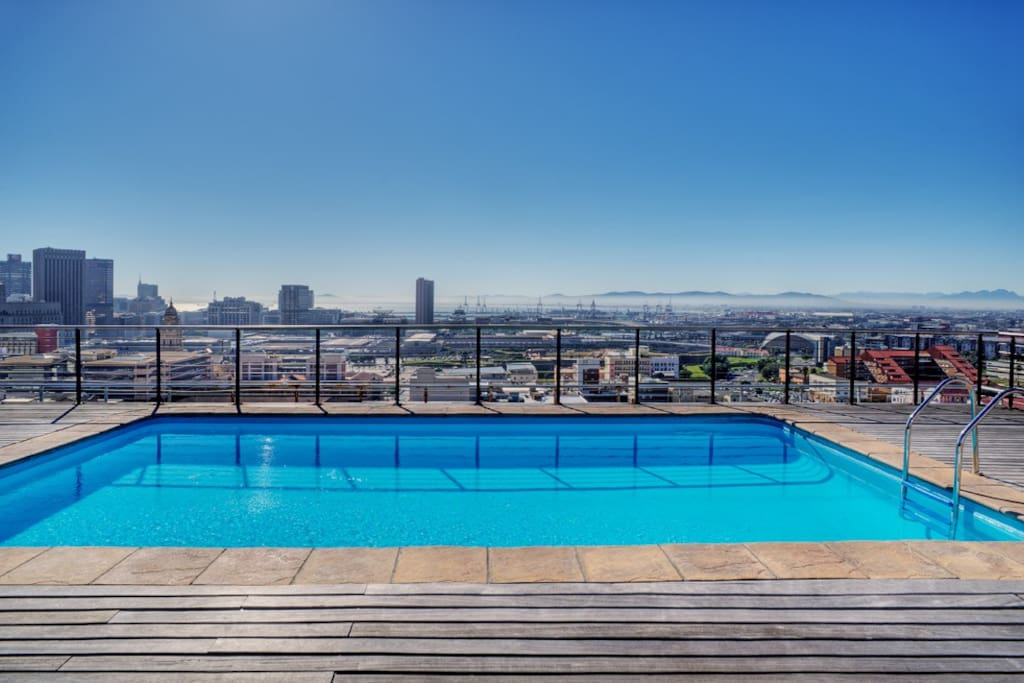 Amazing views from the pool