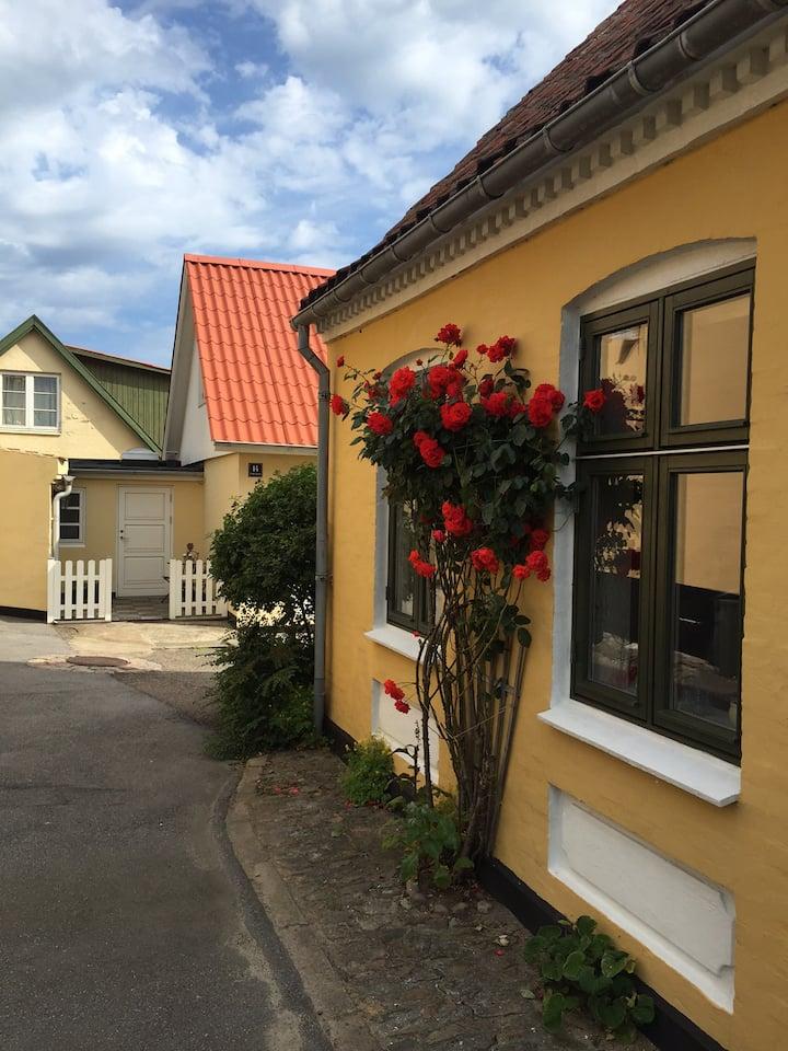 Hyggelig bydel, Fiskerklyngen, Frederikshavn.