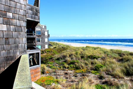 Oceanfront Condo at Pajaro Dunes - Watsonville - Appartement
