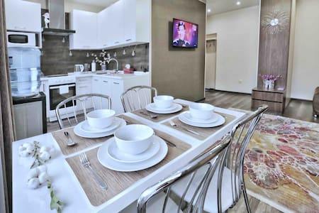 Современная и уютная квартира-студия 45м2.