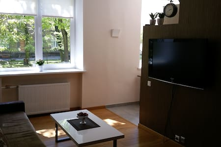 2 rooms apartment near center