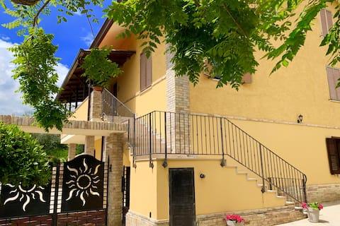 *Flowery house* Intero appartamento in Villa