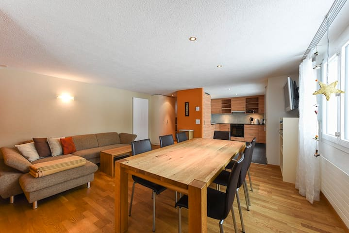 Wohnung mit viel Charm in hoher Qualität