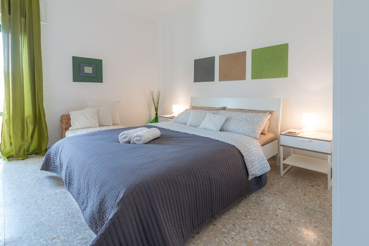 Salecce B&B, double room with en-suite bathroom - Lecce - Bed & Breakfast