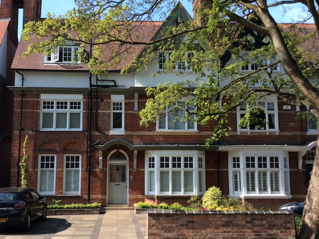 En-suite double with parking - Leicester - Stadswoning