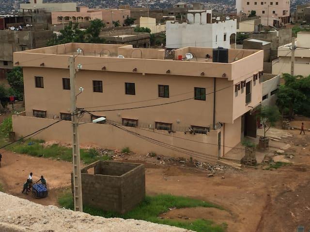 Résidence Bamako Panorama du Point -G au Point-H