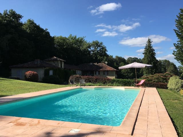 Belle maison Gasconne - Cizos