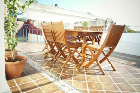 Room Twin with private terrace - El Puerto de Santa Maria - Apartment