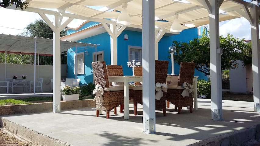 VILLETTA AZZURRO MARE - Avola - Dom
