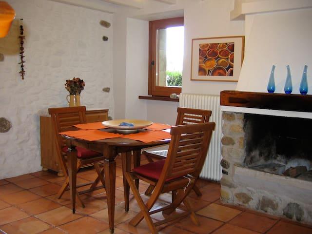 Charmant appart ds maison du 18ème - Genève - Lägenhet