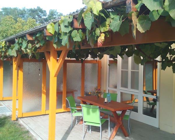 1 A Ferienwohnungen Goller 2-4 Pers - Großkoschen - Apartament