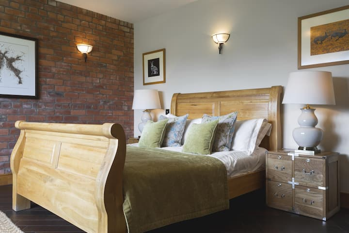 Lyth Valley Country House - Hare Room