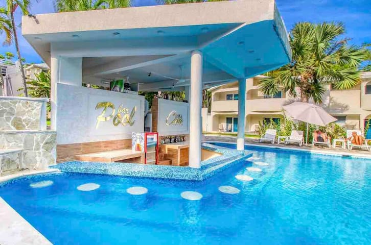 Dreamy 5 ⭐ Luxe 2BR Penthouse on ❤️ Cabarete Beach