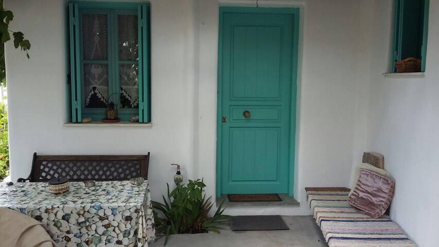 Skyros Traditional House -2-