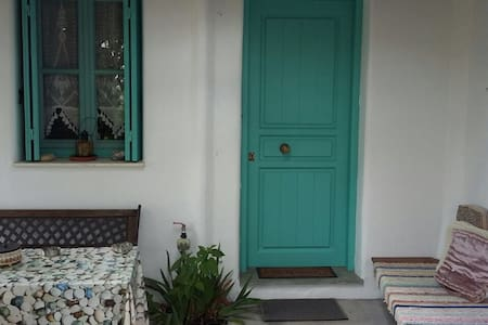 Skyros Traditional House -2-