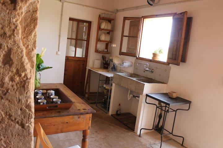 Casa rustica,en elcampo.1aÀaa7aa!@, - Campos