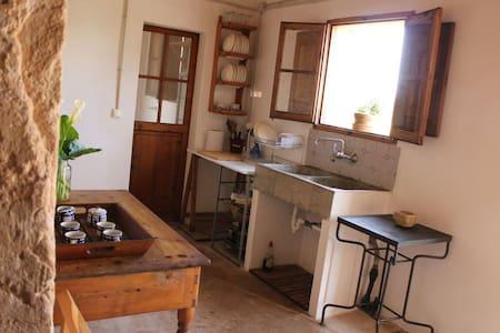 Casa rustica,en elcampo.1aÀaa7aa!@, - Campos - House