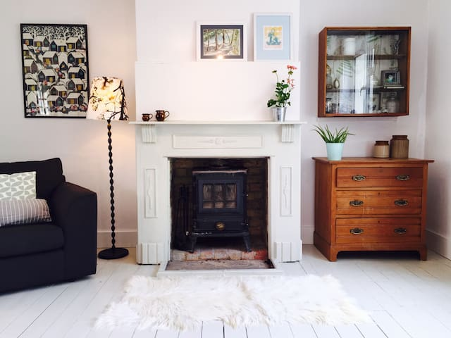 Bright Single Room - Saffron Walden - Rumah