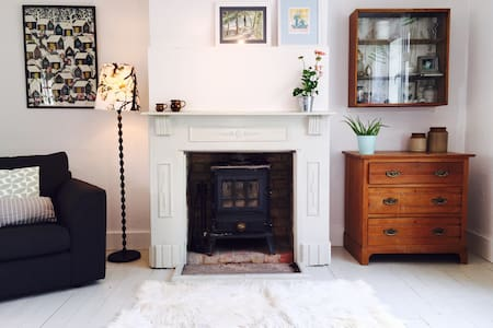 Bright Single Room - Saffron Walden - บ้าน