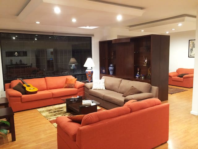 Awesome Apartment in the Heart of Polanco