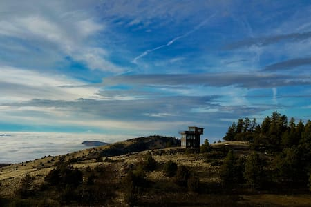 Keyes Mtn. Tower House