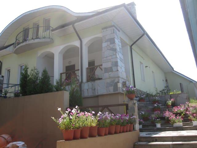 "Дом ""Лазурный"" - Ždanovičy - Casa"
