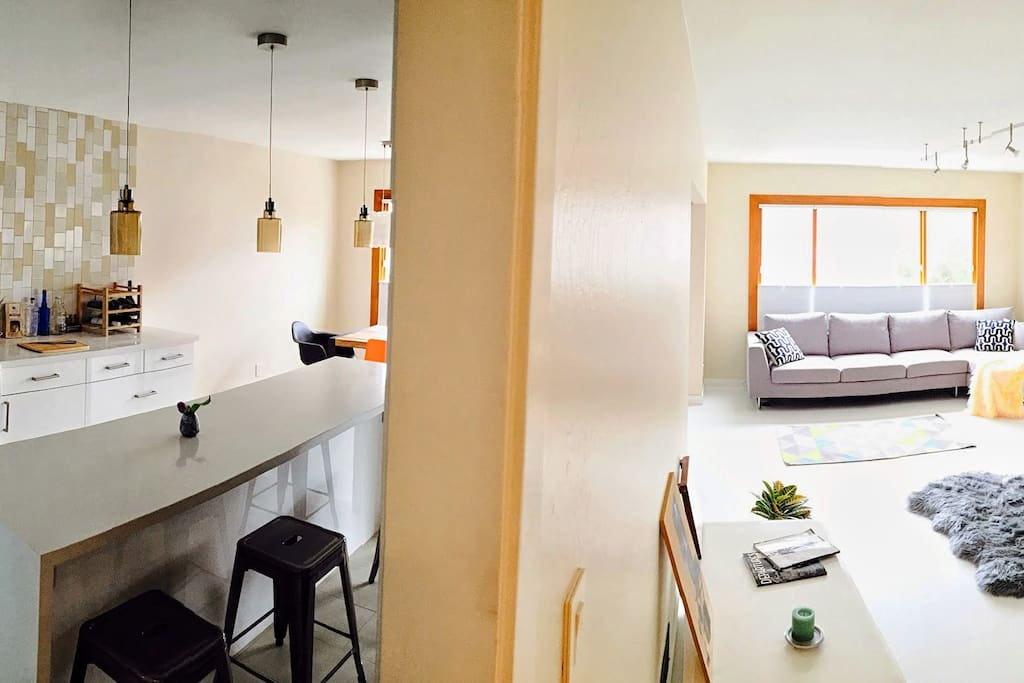 Modern boutique flat by the ocean appartements louer san francisco cal - Appartement a louer san francisco ...