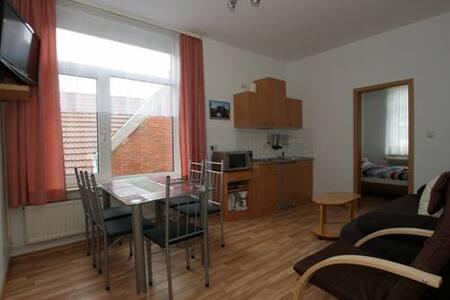 Schöne Wohnung direkt im Zentrum 5 - Apartment
