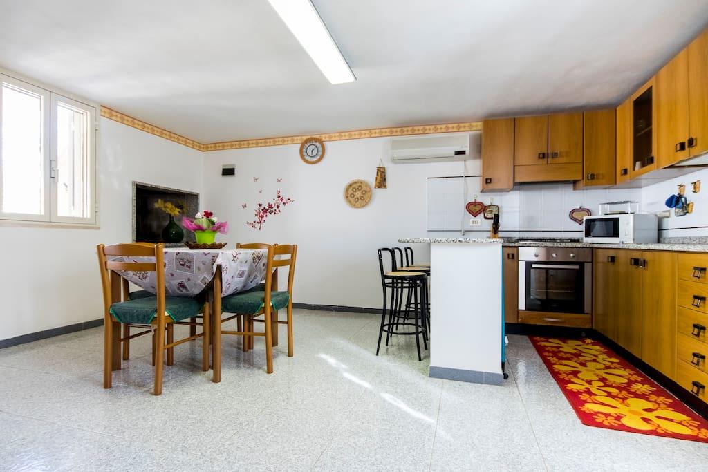 Casa piano t per 4 vicino al mare appartamenti in for Letti per casa al mare