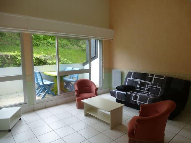 studio de 31 m2 à 100 m de la plage - Moëlan-sur-Mer - Apartment