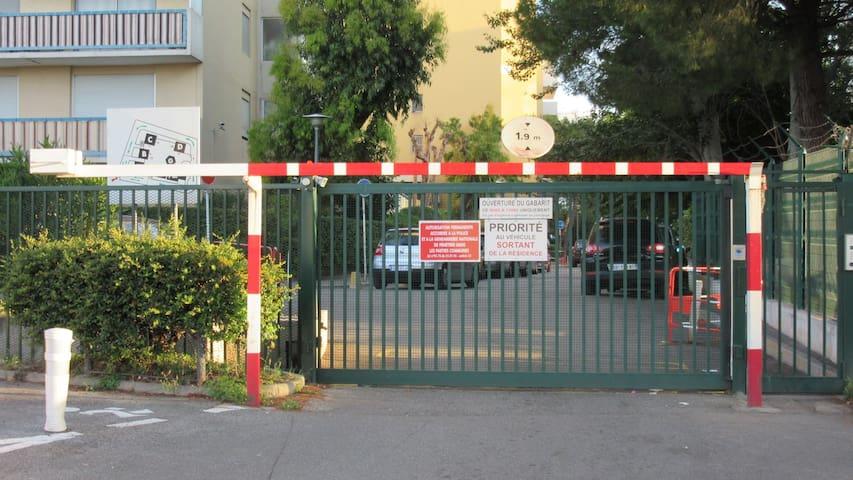 Appartement 2 pièces de 35 m² et 1 terrasse 6 m²
