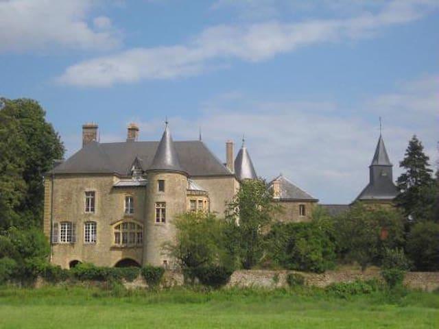 CHATEAU DE VILLETTE - Glaire - Castle
