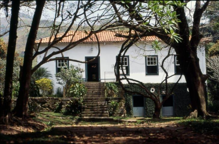Fazenda da Barra - São José do Barreiro
