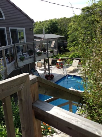 Fire Island Pines Beach House - Sayville - Casa