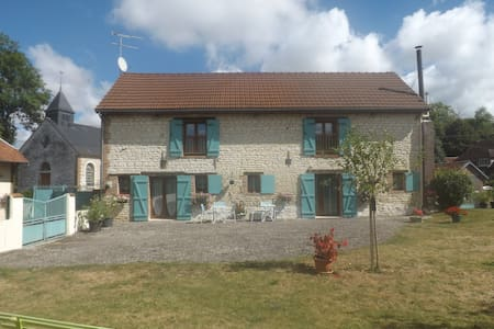 B&B  Le Clos POLI - Montigny-les-Monts