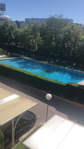 Luxury apartament 10 minutes drive center Madrid