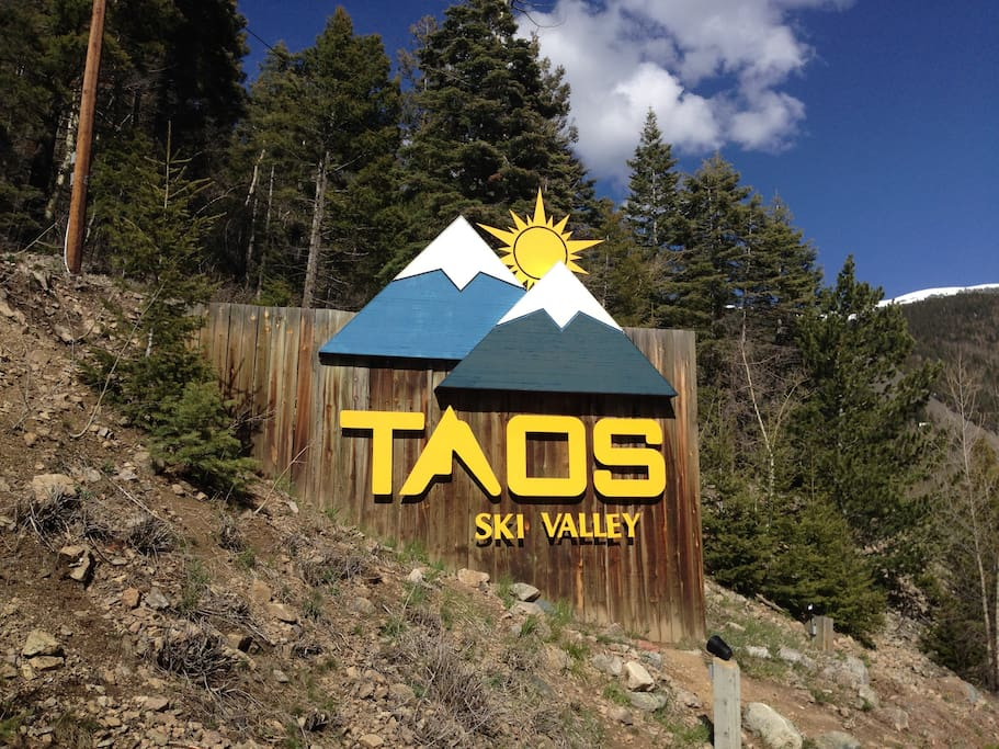 Welcome to: Taos Ski Valley