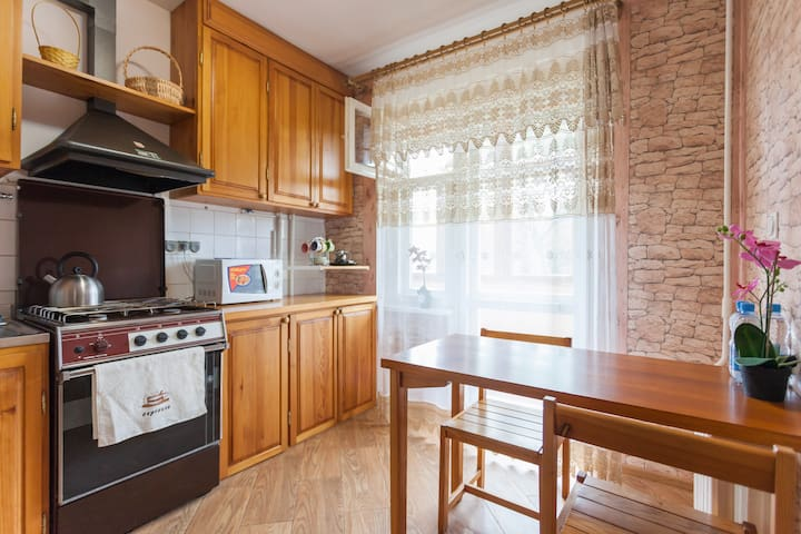 Holiday apartment in Zelenogradsk - Kaliningrad - Apartment