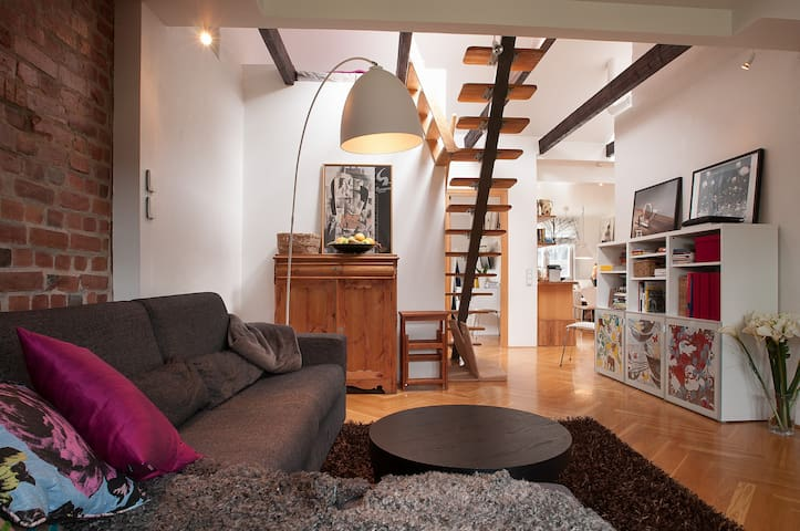 Penthouse in Solna