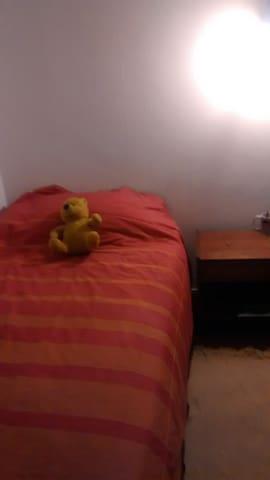 Habitacion comoda con 2 camas - Santiago - Daire