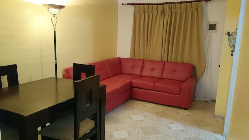 Casa Amoblada a 30 min de Santiago - Santiago - Casa