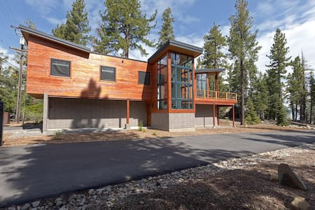 Homewood Contemporary Lakeview - 4 Bedroom Hot Tub - Haus
