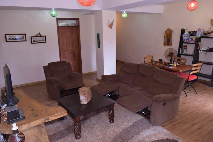 Three bedroom fully furnished apart - Nairobi