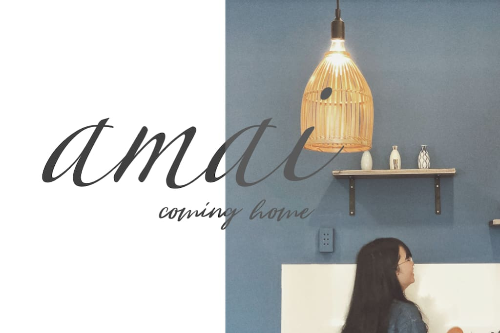 it's the stories we created and shared to you.  welcome home, my dear.  \ amai