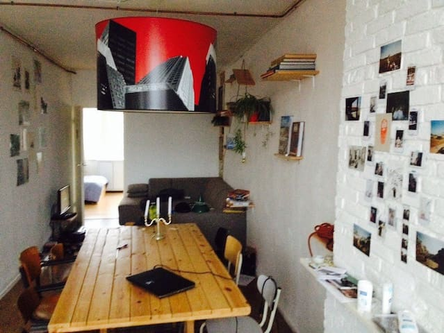 Hip appartement in Rotterdam - Rotterdam - Apartmen