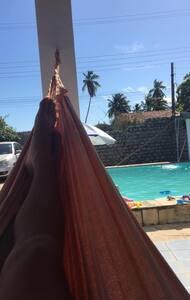 Casa c/ piscina p/ Carnaval R$5000 - Paripueira - Haus